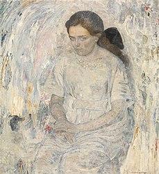 Gustave Van de Woestijne: Adrienne