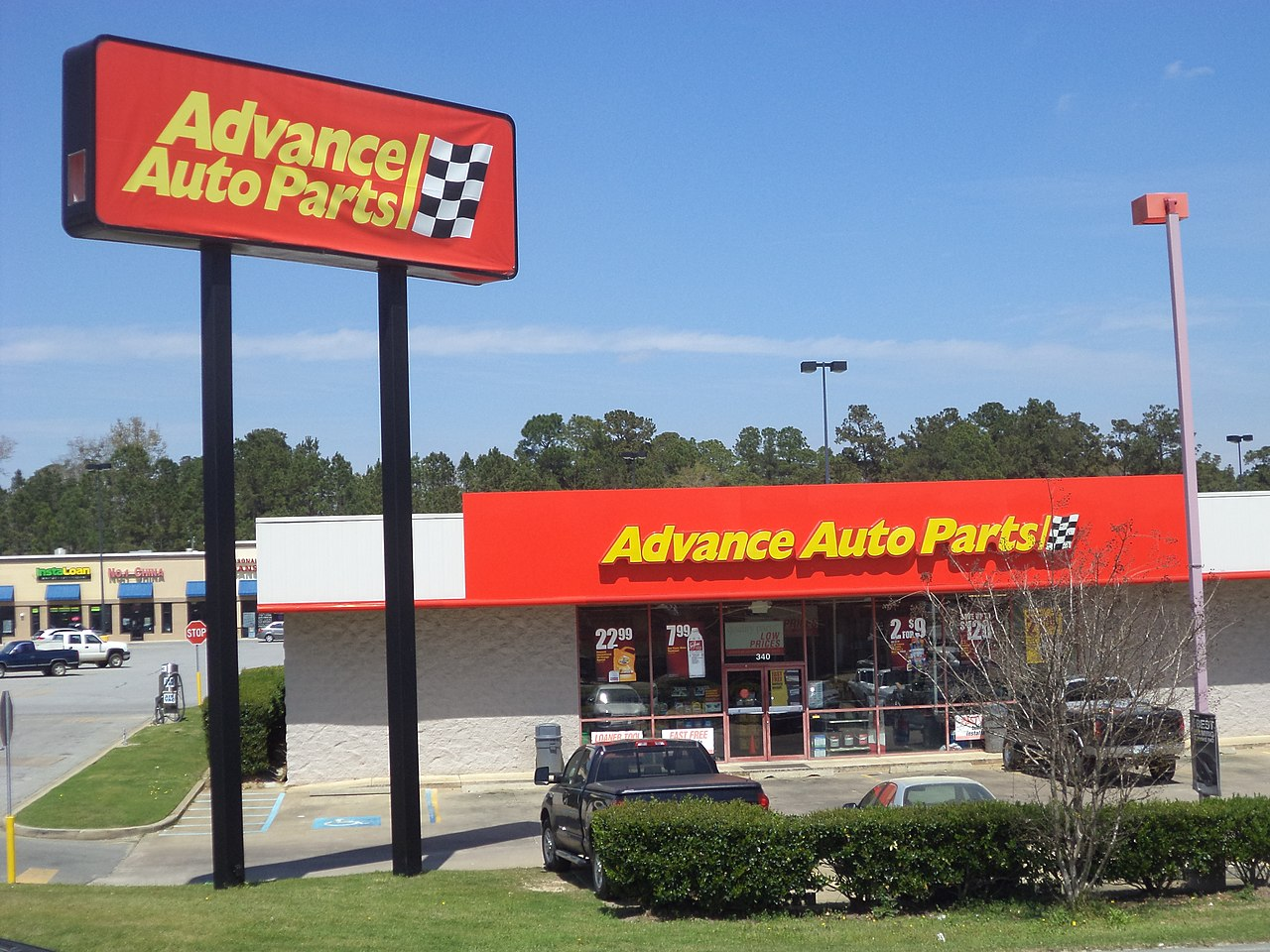 About Advance Auto Parts in the United States the United States Headquartered in Roanoke, Va., Advance Auto Parts, Inc., the largest automotive aftermarket parts provider in North America, serves both the professional installer and do-it-yourself customers.