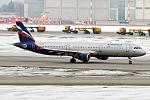 Aeroflot, VQ-BHM, Airbus A321-211 (25771190731).jpg