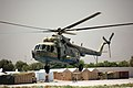 Afghan national army conducts first MEDEVAC mission in Nangarhar province DVIDS86215.jpg