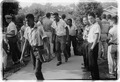 Afro-American students enter Clinton High School.tif