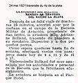 After Crossing the Rio de la Plata 24th of May 1921..jpg