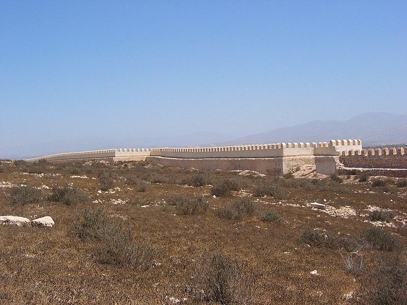 ملف:Agadir Kasbah remparts 0002.JPG