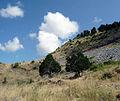Agrafa mountains viewed from Asproremma Evritanias 5.jpg