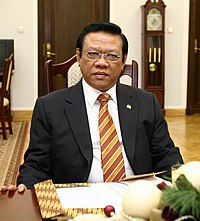 Agung Laksono Senate of Poland.JPG