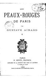 Gustave Aimard: Les Peaux-Rouges de Paris II