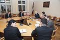 Ainara Latkovska tikšanās ar Gruzijas Eiropas un eiroatlantiskās integrācijas ministra pirmo vietnieku (10961985286).jpg