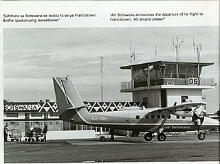 Bechuanaland National Airways