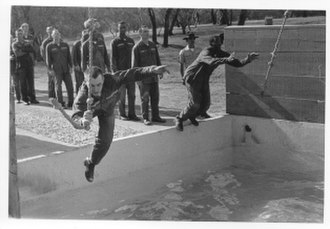 United States Air Force Basic Military Training - Air Force trainees in 1962