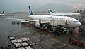 Air New Zealand Boeing 777-200ER Hong Kong International Airport.jpg