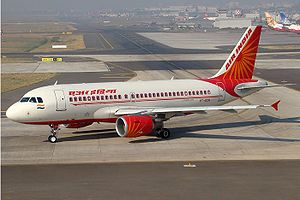 English: Air India (Erstwhile Indian Airlines)...