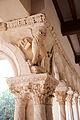 Aix cathedral cloister column detail 03.jpg