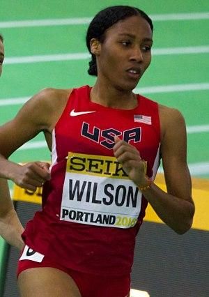 Ajeé Wilson - Wilson in 2016