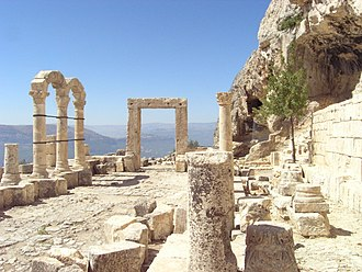 Alahan Monastery - The West Church at Alahan