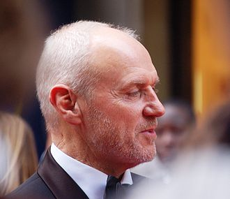 Alan Dale - Dale at the 2008 BAFTA Television Awards