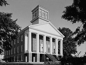 Alcorn State University - Oakland Chapel on the campus of Alcorn State University