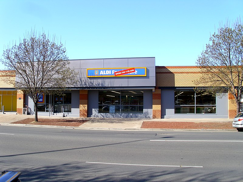 Aldi Food Store Stratford Nj