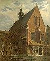 Aleksander Gryglewski - Kościół Świętej Barbary w Krakowie.jpg