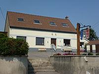 Alembon (Pas-de-Calais) mairie.JPG