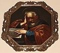 Alessandro Rosi (ambito), quattro evangelisti, 1690 ca. 02.JPG