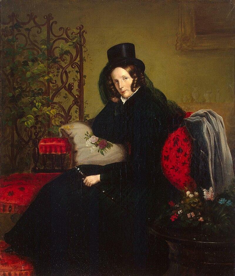 Александра Федоровна - Ф. Крюгер (1836, Эрмитаж) .jpg