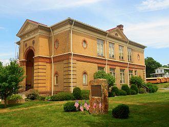Alexandria, Pennsylvania - Library