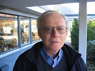 Alfred van der Poorten - Alfred van der Poorten in Oberwolfach, 2004