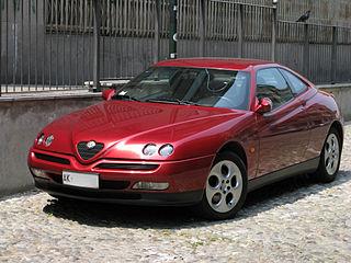 Alfa Romeo GTV and Spider Motor vehicle