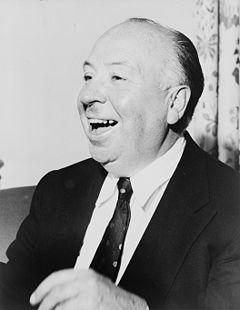 Photo de Alfred Hitchcock