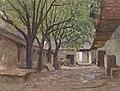 Alfred Zoff Bauernhäuser bei Klagenfurt 1905.jpg