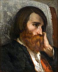 Portrait of Bruyas