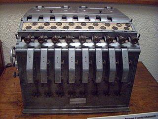 máquina algébrica