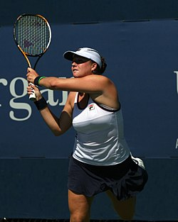 Alisa Kleybanova at the 2010 US Open 02.jpg