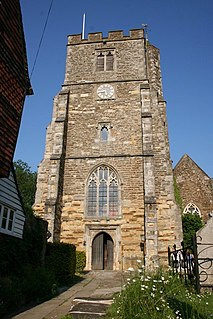 Staplehurst Human settlement in England