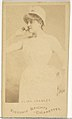 Alma Stanley, from the Actors and Actresses series (N45, Type 1) for Virginia Brights Cigarettes MET DP830018.jpg