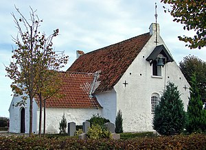 Alrø - Alrø Church