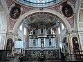 Altar of Minor Basilica of St. Michael the Archangel Tayabas City.JPG