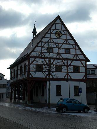 Schelklingen - Town hall