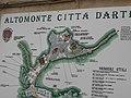Altomonte mappa della città - panoramio.jpg