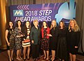 Amazing time at STEP Ahead Awards where the Manufacturing Institute honored 11 business leaders from Michigan! Congrats to our honorees! (39930974250).jpg