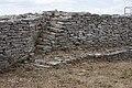 Ambrussum-Mur du rempart-20130628.jpg