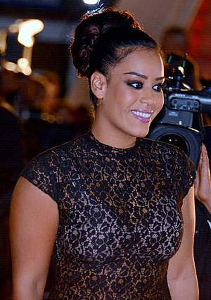 Amel Bent - Amel Bent at the  NRJ Music Awards 2014