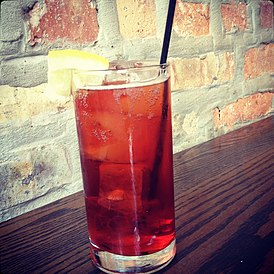 Americano cocktail at Nightwood Restaurant.jpg