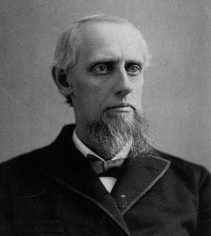 Amos Dolbear - Amos Dolbear, ca. 1880
