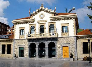 Amurrio - Amurrio Town Hall