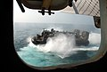 An LCAC departs USS Green Bay. (8381045416).jpg