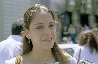 Ana Claudia Talancón - Image: Ana Claudia Talancón at Guadalajara Film Festival