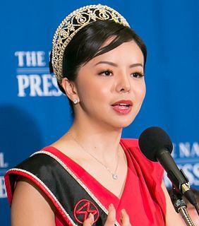 Anastasia Lin Chinese-Canadian actress
