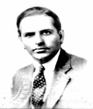 Anatole Friedland - Friedland in 1922