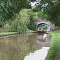 Anchor Bridge (No 42), High Offley, Shropshire Union Canal, Staffordshire - geograph.org.uk - 547061.jpg